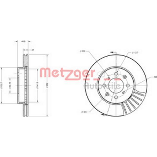 Metzger 6110128
