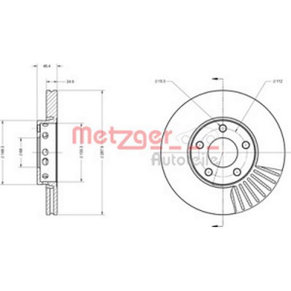 Metzger 6110016