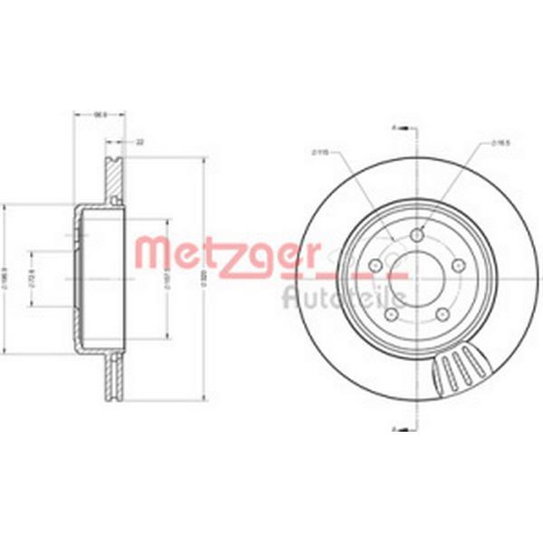 Metzger 6110345