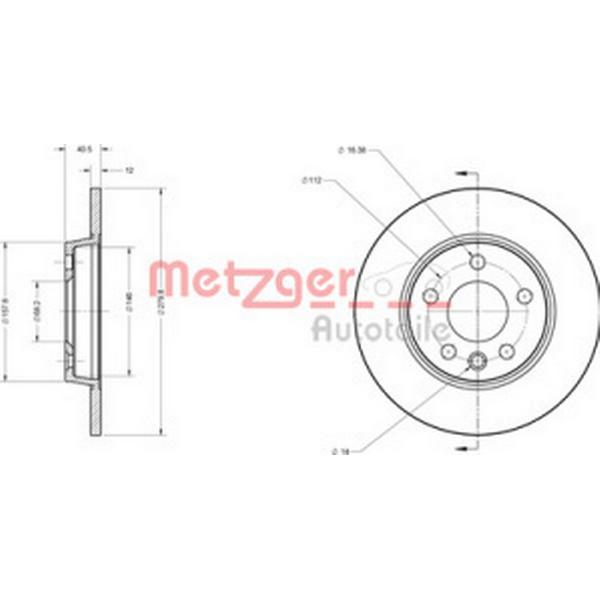 Metzger 6110063