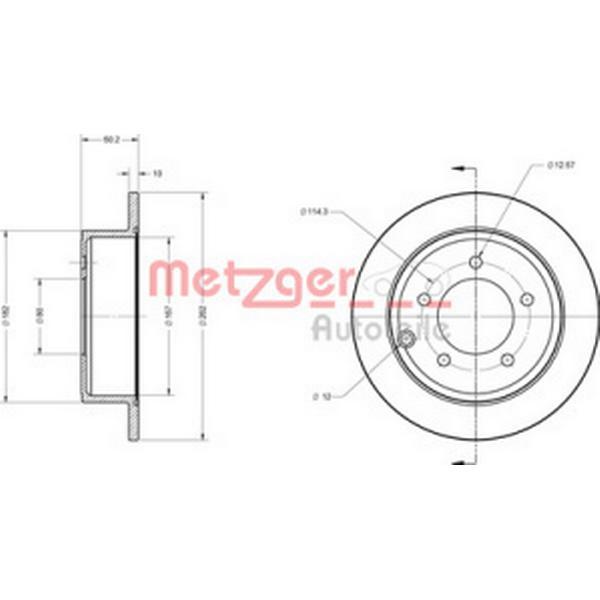 Metzger 6110122
