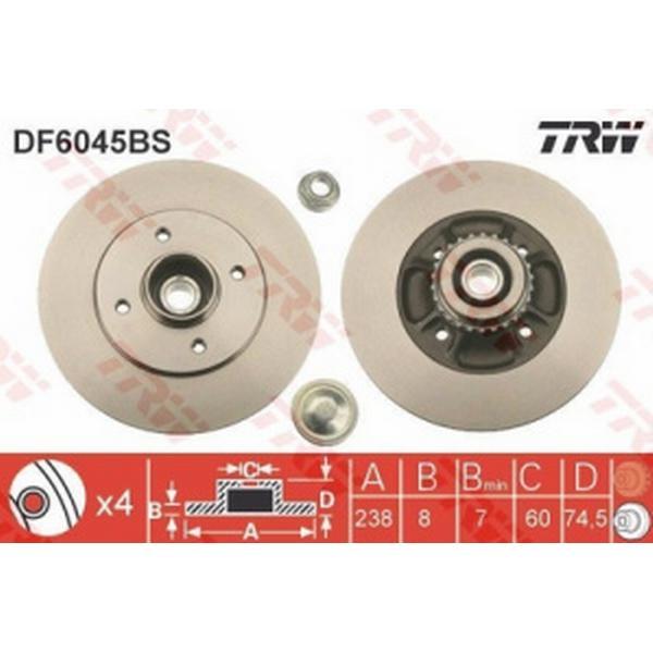 TRW DF6045BS