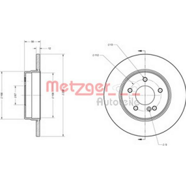 Metzger 6110218