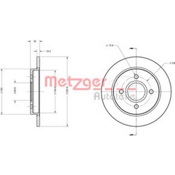 Metzger 6110020