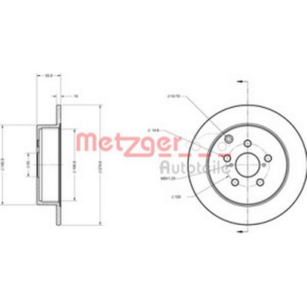 Metzger 6110258