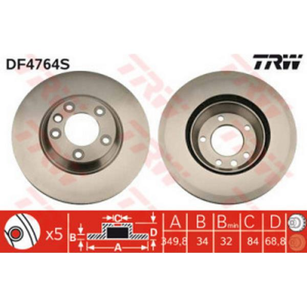 TRW DF4764S