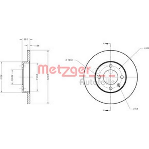 Metzger 6110019