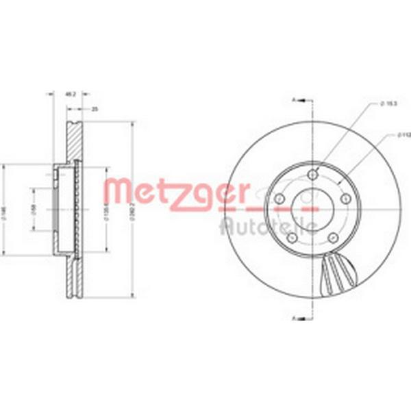 Metzger 6110231
