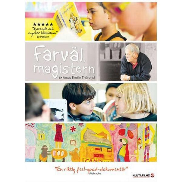 Farväl magistern (DVD) (DVD 2017)