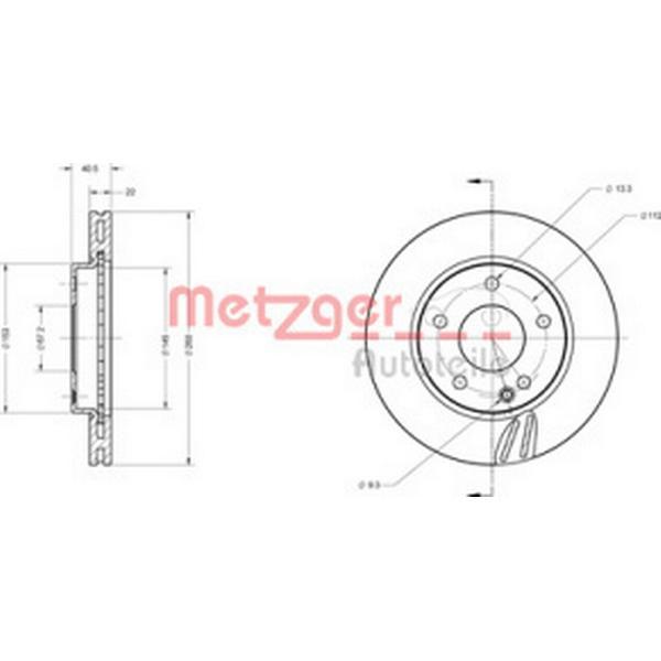 Metzger 6110089