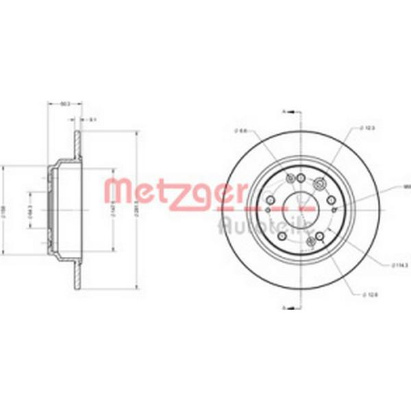Metzger 6110392