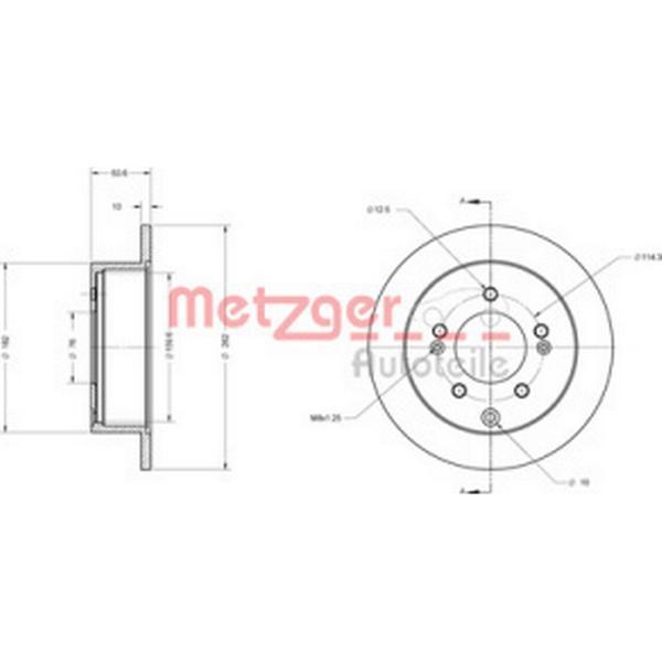 Metzger 6110396