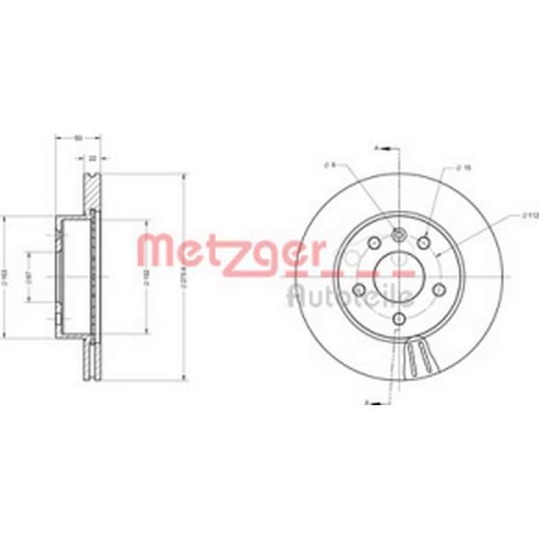 Metzger 6110407