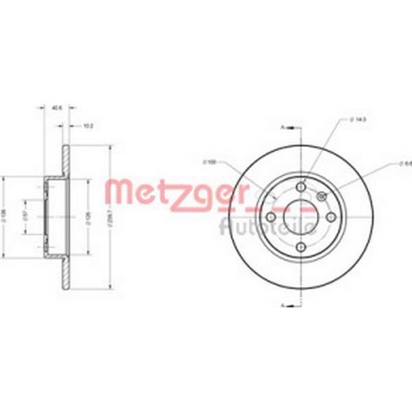 Metzger 6110650