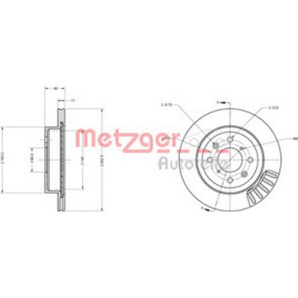 Metzger 6110245