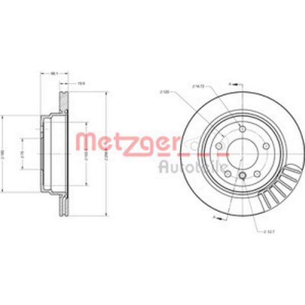 Metzger 6110133