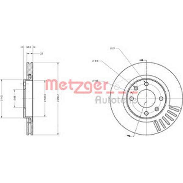 Metzger 6110023