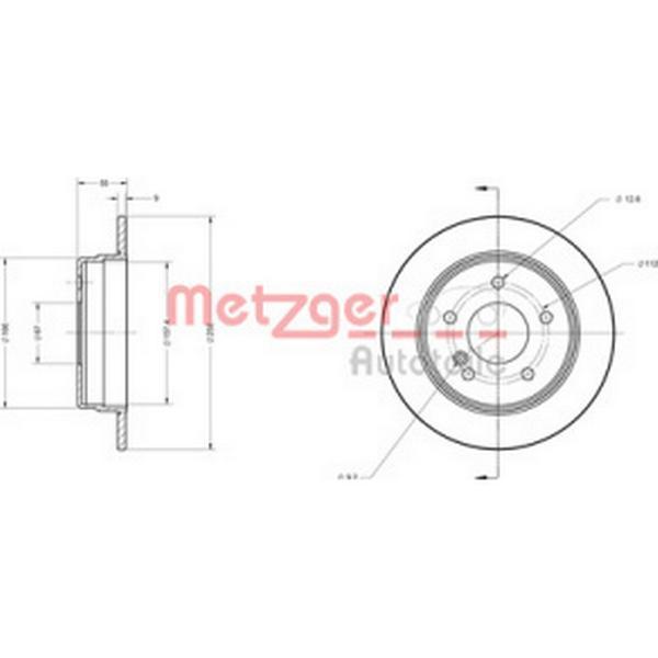 Metzger 6110064