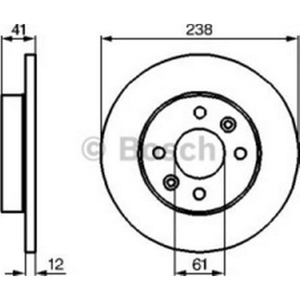 Bosch 0 986 478 105