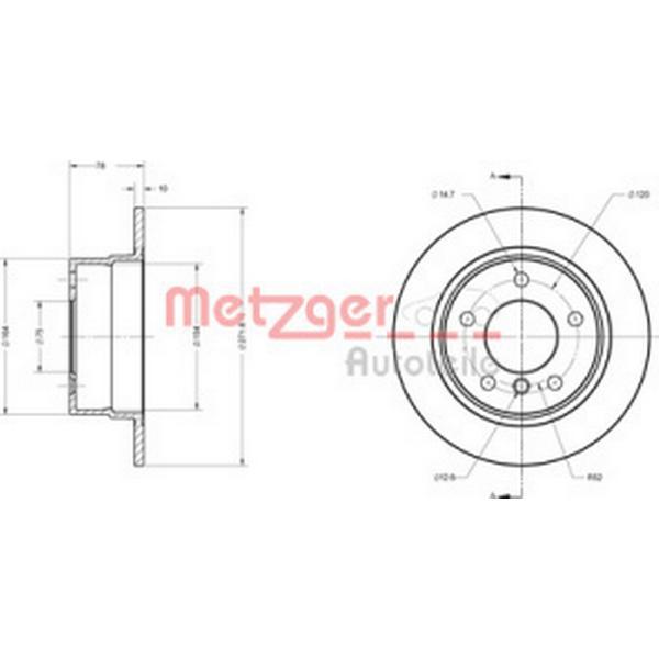 Metzger 6110288