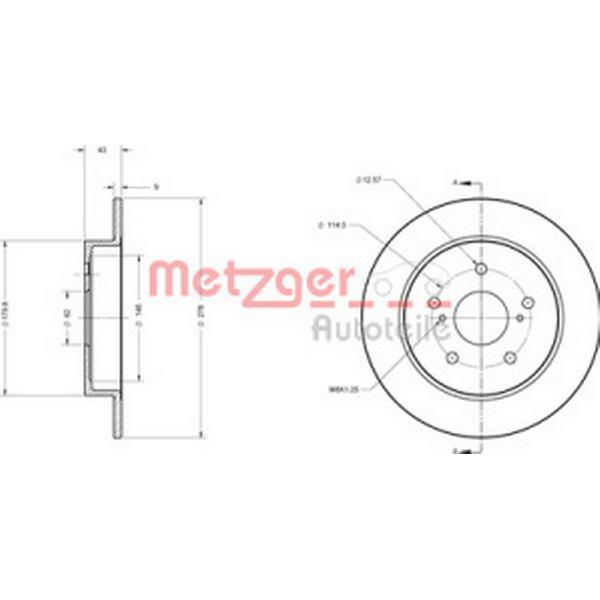 Metzger 6110330