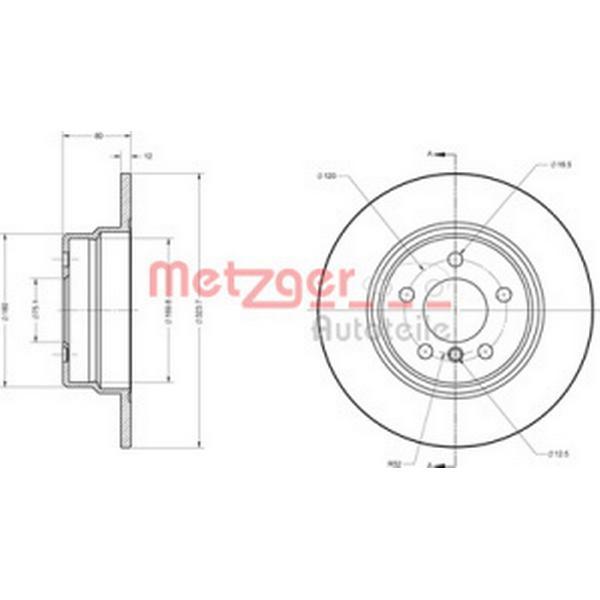 Metzger 6110606