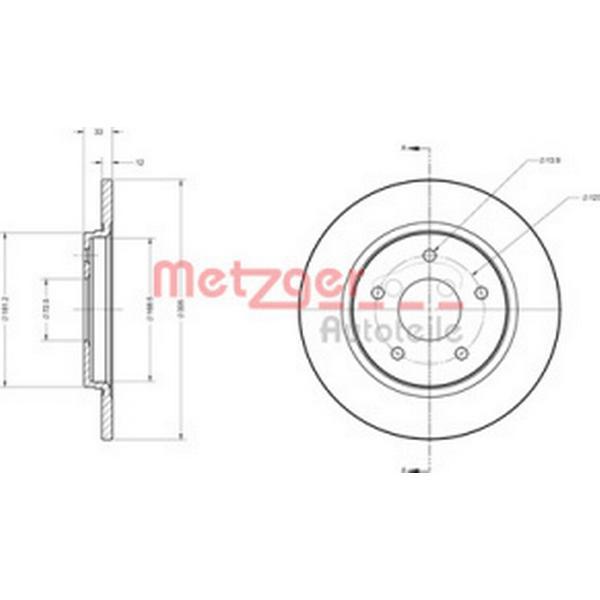 Metzger 6110120