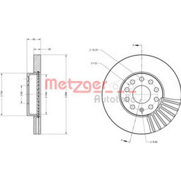 Metzger 6110021