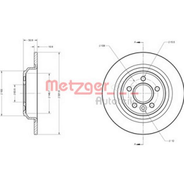Metzger 6110053