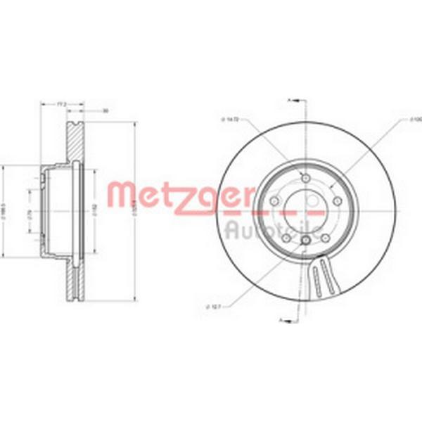 Metzger 6110208