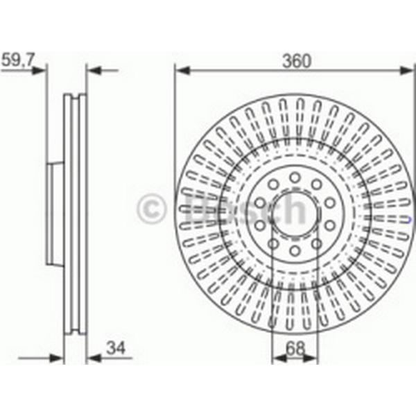 Bosch 0 986 479 B97