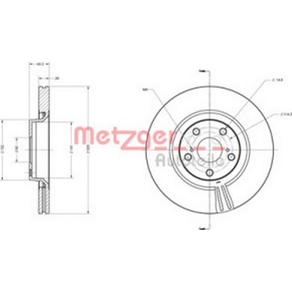 Metzger 6110542