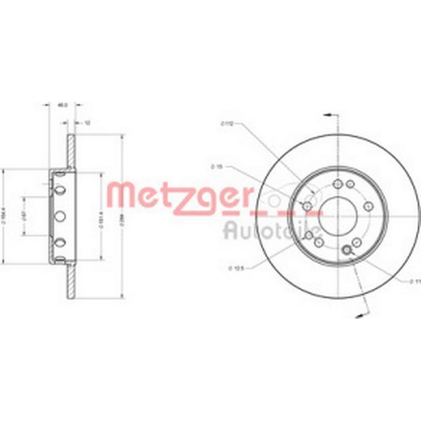 Metzger 6110325