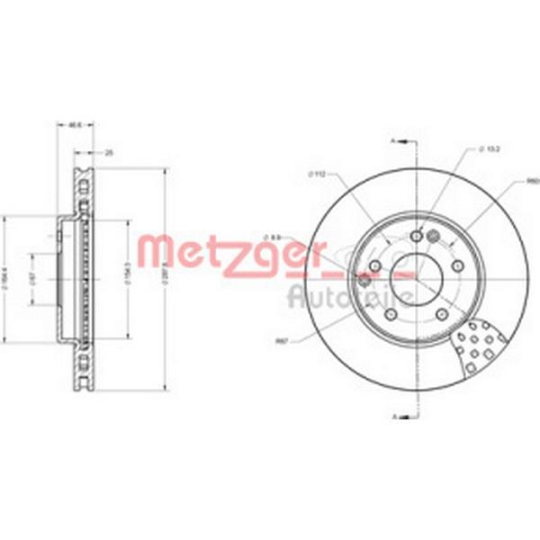 Metzger 6110024