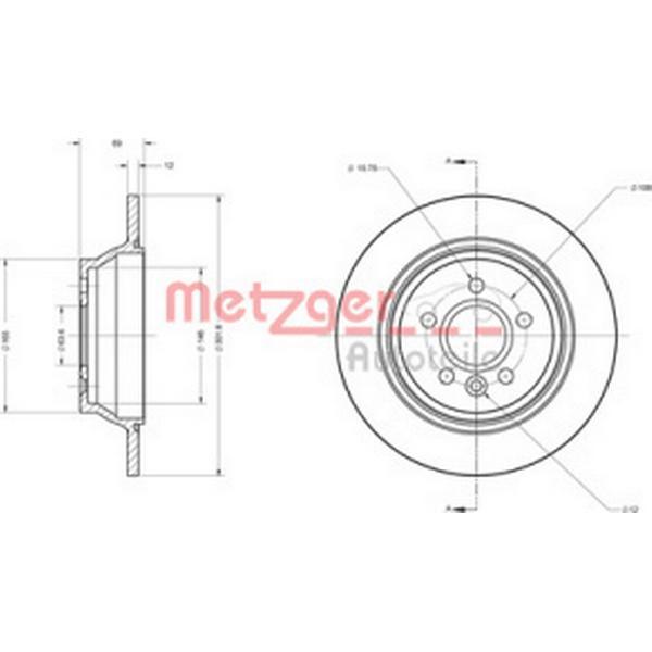 Metzger 6110615