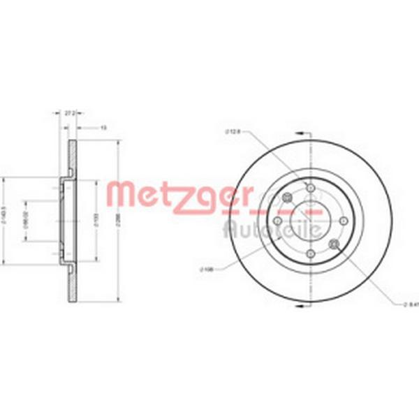 Metzger 6110185