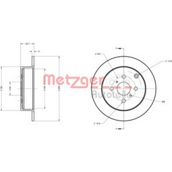 Metzger 6110710