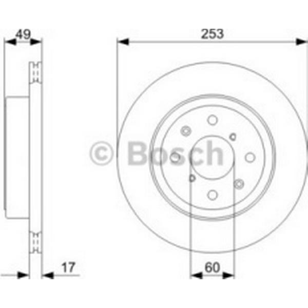 Bosch 0 986 479 370