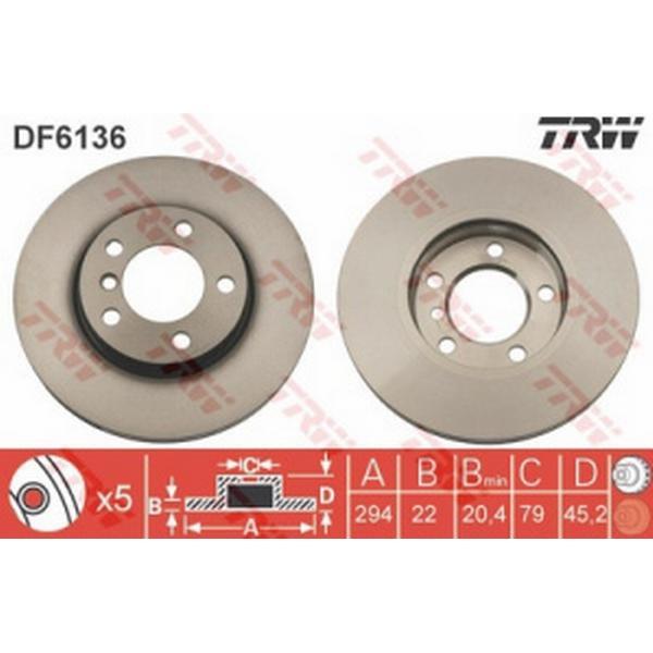 TRW DF6136