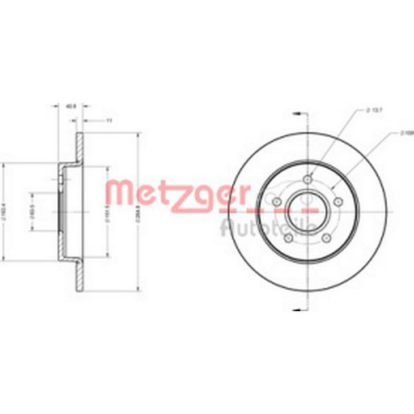 Metzger 6110088