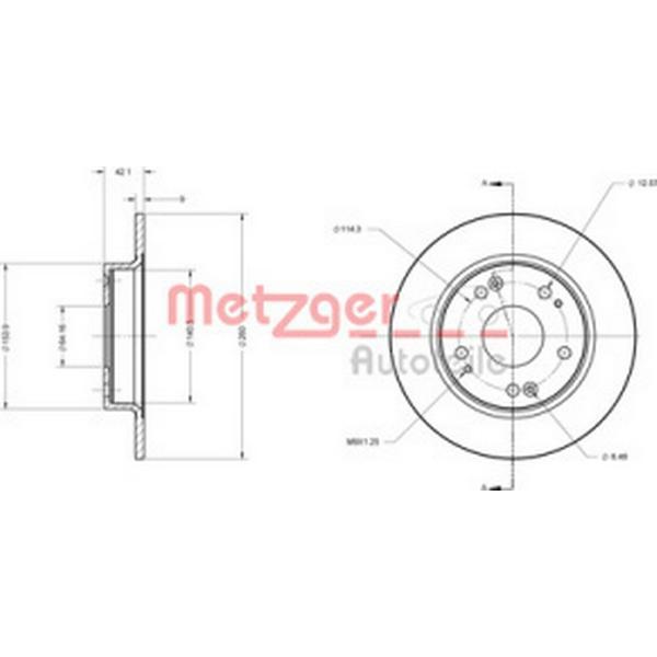 Metzger 6110199