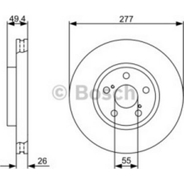 Bosch 0 986 479 340