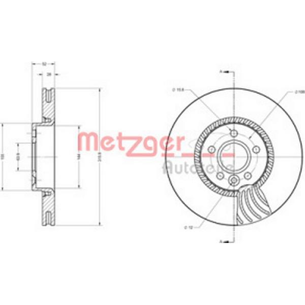 Metzger 6110504