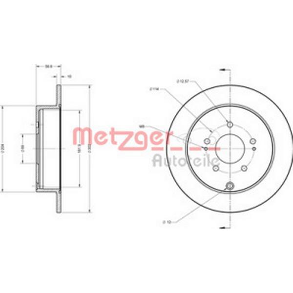 Metzger 6110284