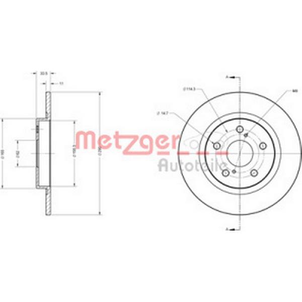 Metzger 6110427