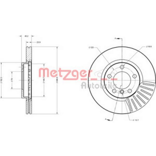 Metzger 6110691