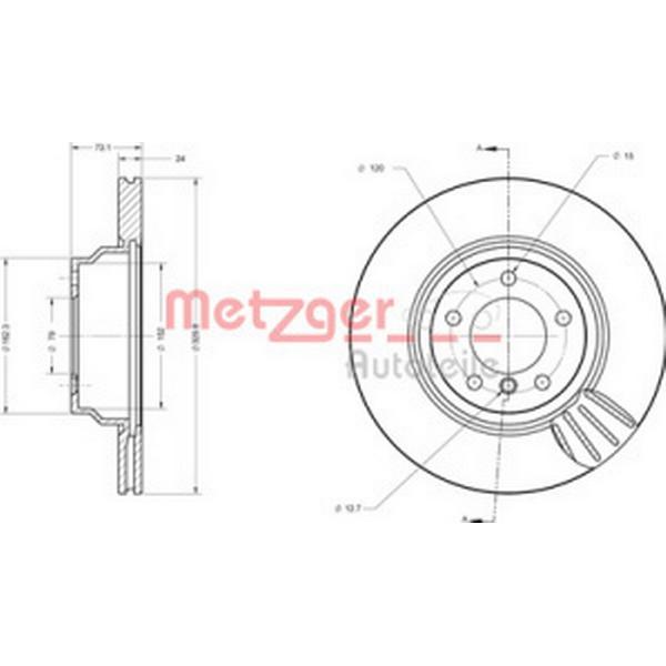 Metzger 6110401