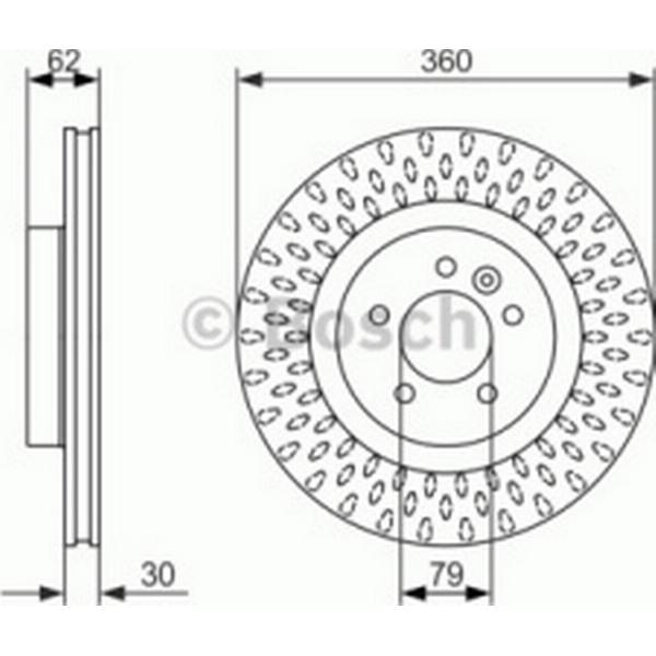 Bosch 0 986 479 578