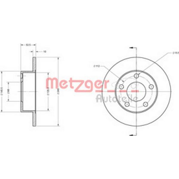 Metzger 6110532