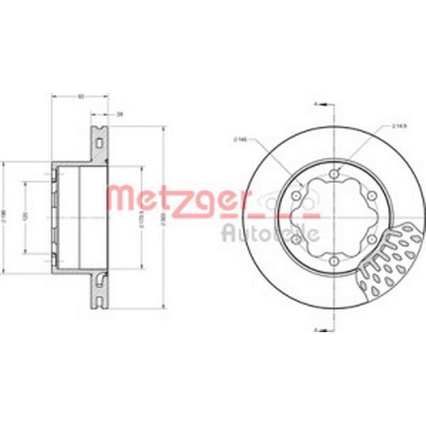 Metzger 6110591